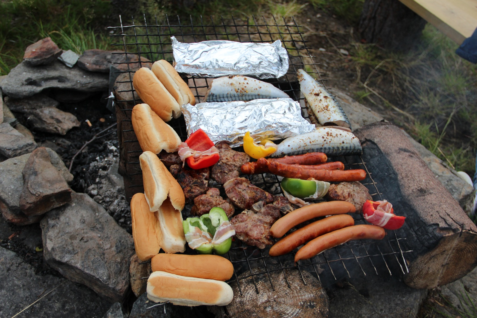 Tromso barbeque